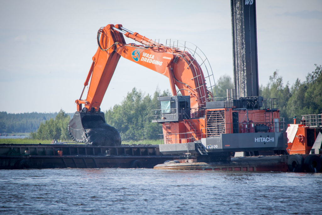 Wasa Dredging | About us